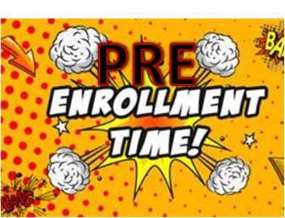 Pre-K & Kinder. Pre Enrollment Featured Photo