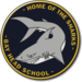 Bay Head School Shark Logo