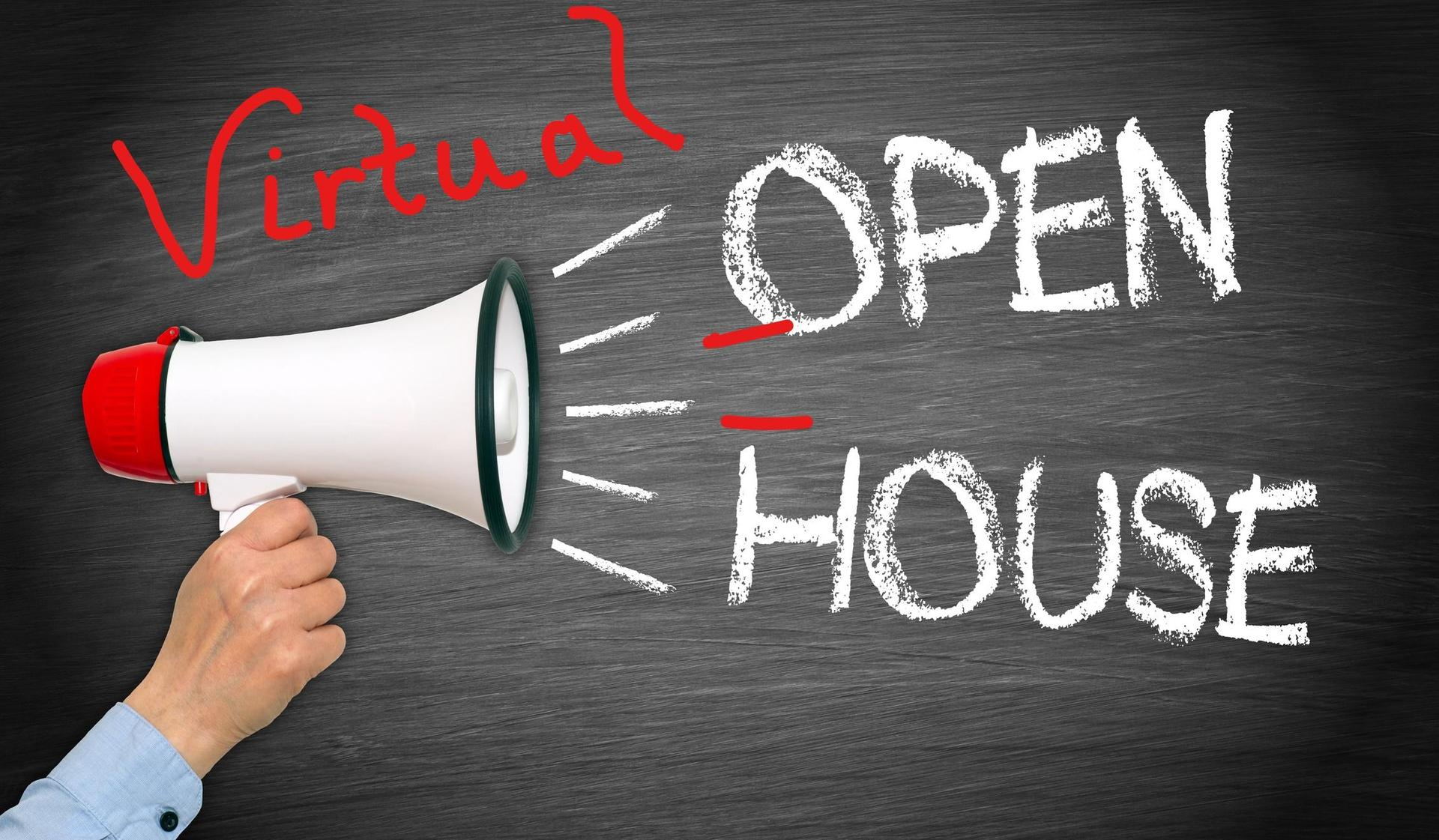 WELCOME TO FDR VIRTUAL OPEN HOUSE