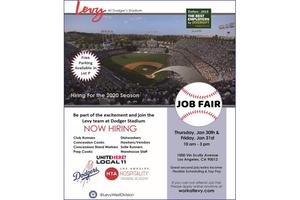 LA Dodgers Job Fair