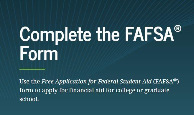 Fill Out FAFSA Form