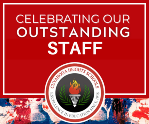 Outstanding Staff Member of the Month