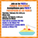 Join us for Pasta and Parental Involvement on Thursday, February 20th at 6:30 p.m.