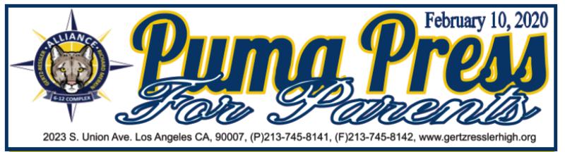 Puma Press/ Puma Press Semanal Thumbnail Image