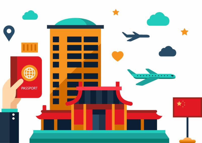 Traveling city