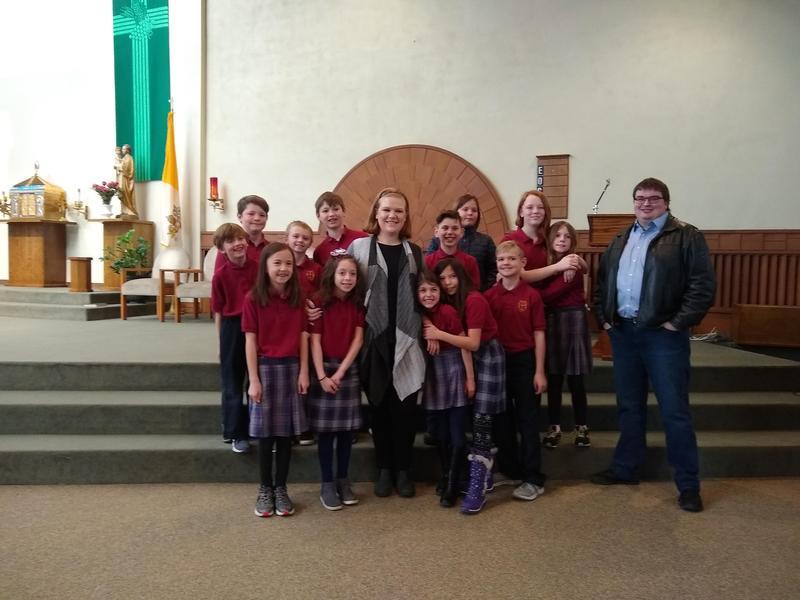 2018-2019 Saint Olaf Catholic School Teacher of the Year Featured Photo