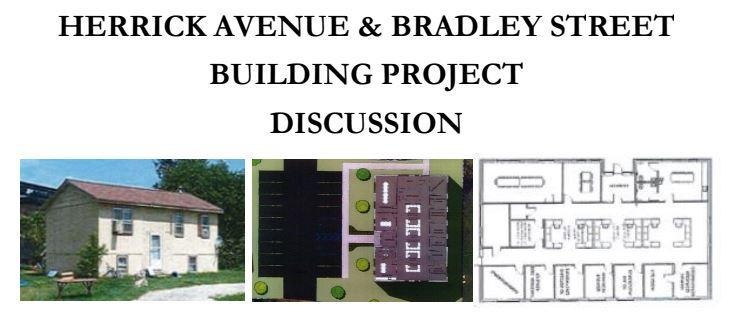 Bradley Street Property Discussion Featured Photo