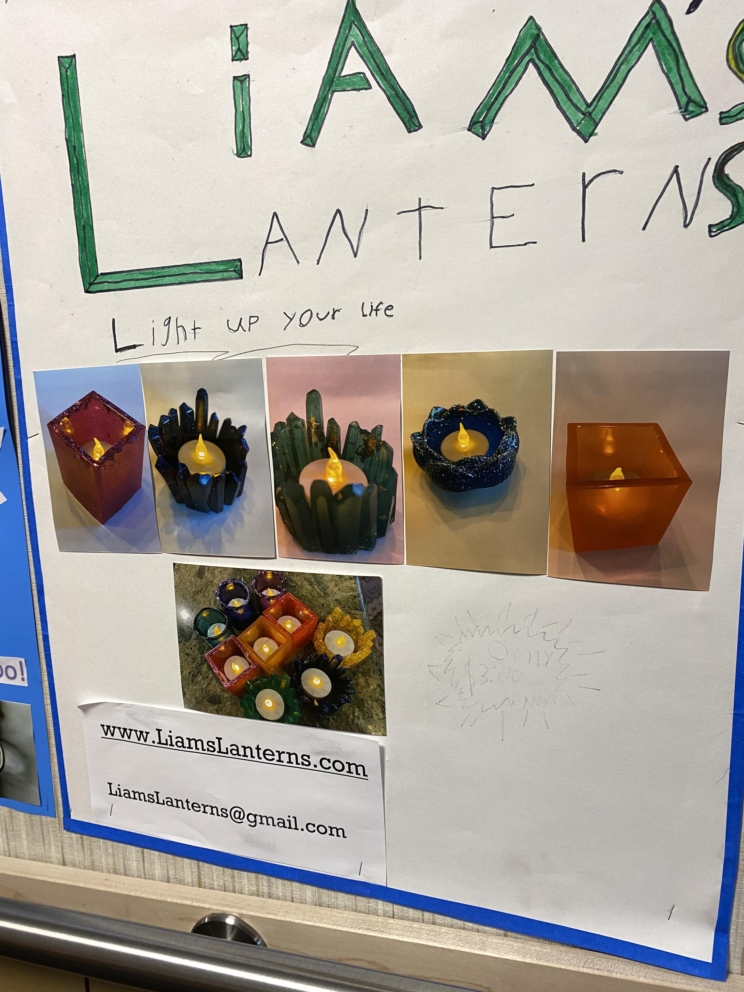 Laim's lanterns