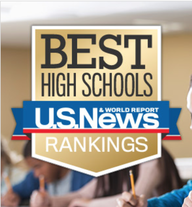 LACES Makes the List! US News and World Report issues its rankings for the Best High Schools locally and national Featured Photo
