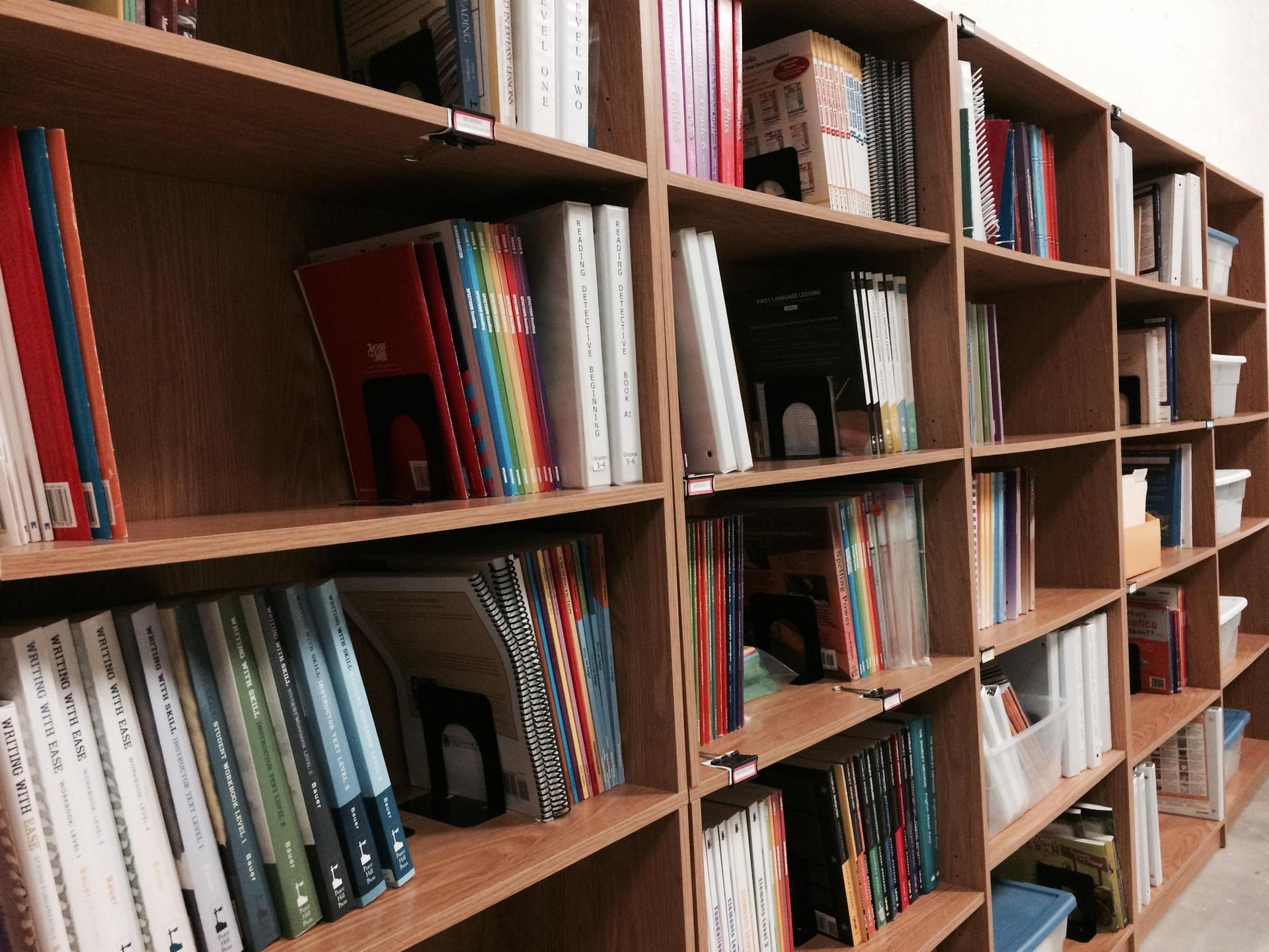 Curriculum Lending Library