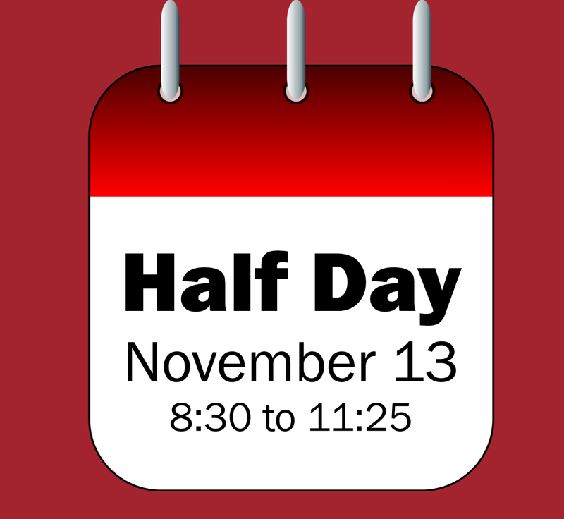 Half Day Graphic