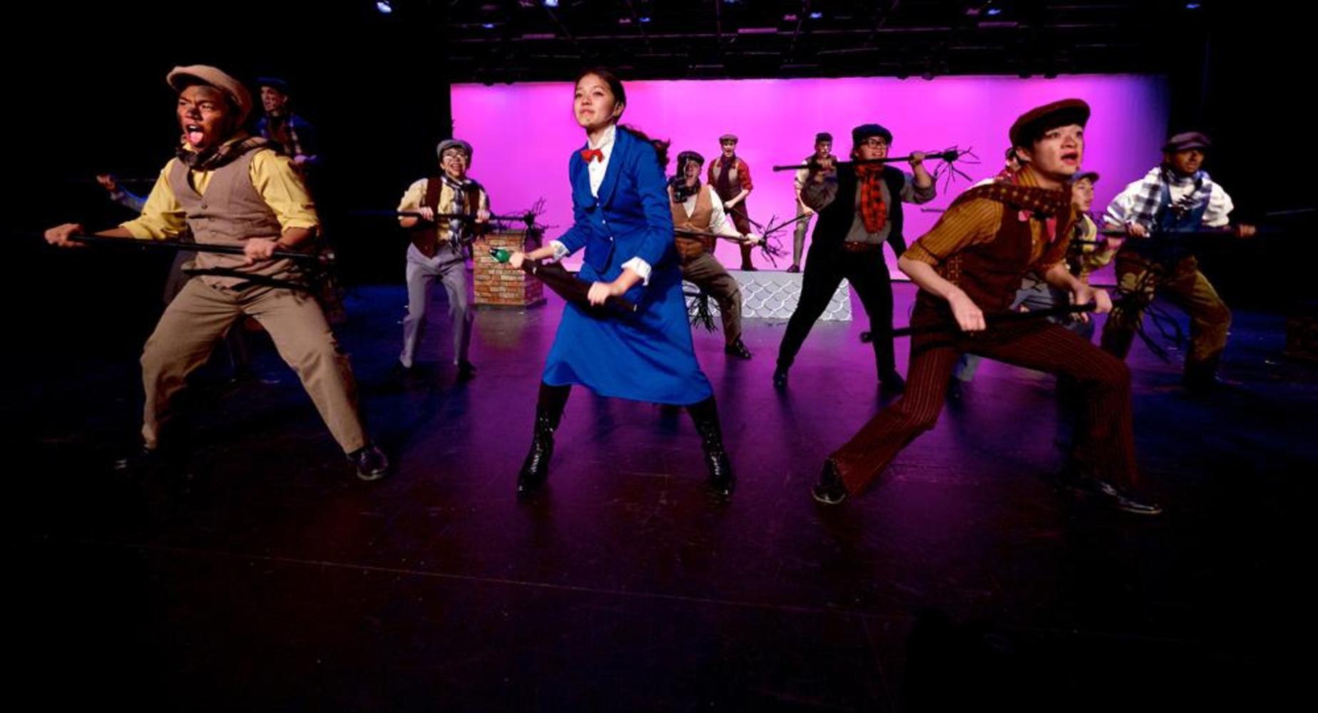Mary Poppins play