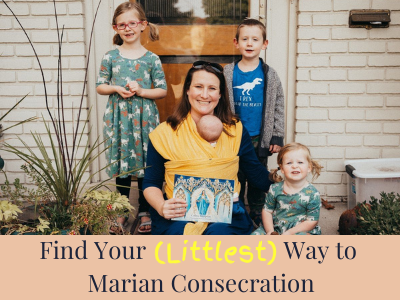 Marian Consecration Featured Photo
