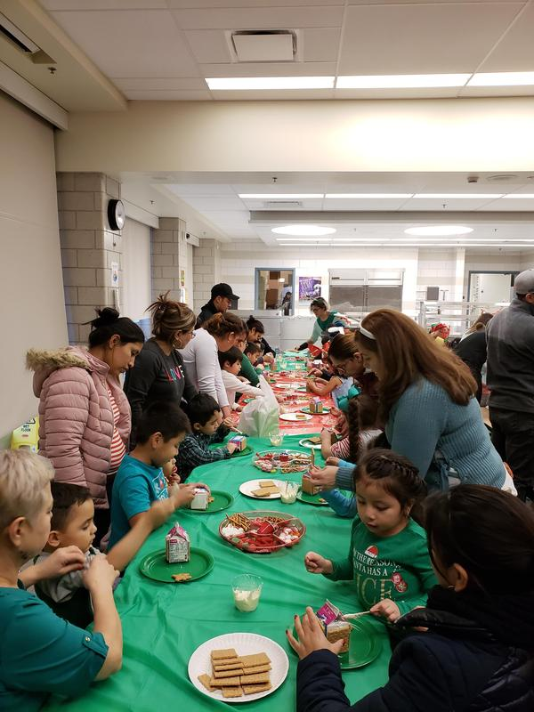 Preschool's Gingerbread Activity 2018