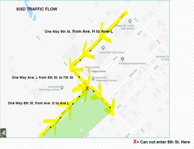 SISD Traffic Flow Thumbnail Image