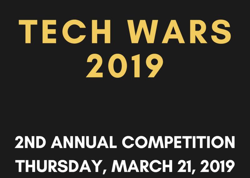 Tech Wars 2019