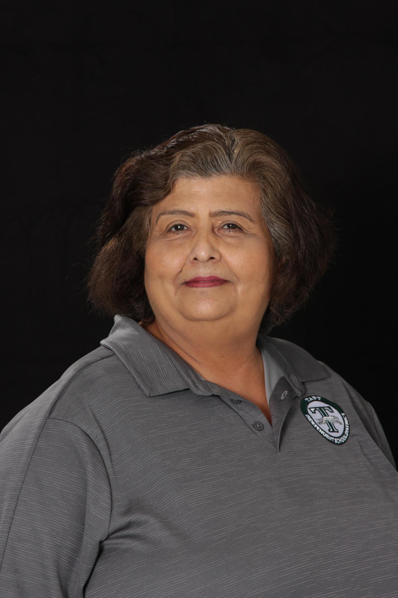 Secretary - Sylvia Montemayor