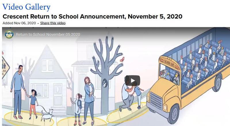 Return to School  Grades 7-12