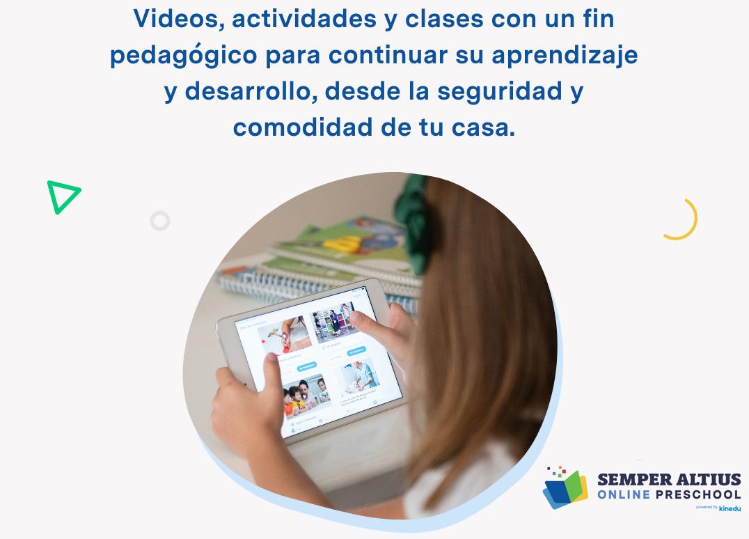 Online Preschool 2020 Image