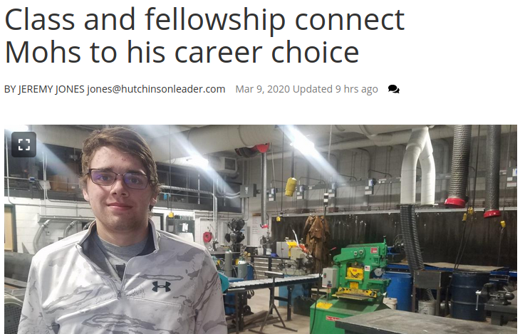Class and fellowship connect Mohs to his career choice
