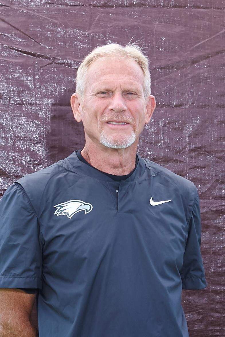 Assistant Coach Larry McWhorter