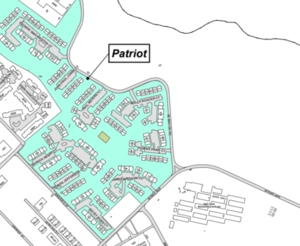 Patriot housing area