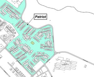 Patriot housing area