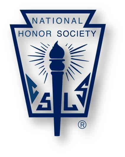 National Honor Society logo.