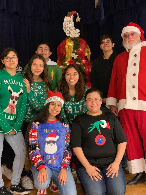 Over 700 Toys Donated to Neighboring Elementary Schools Featured Photo