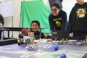 edgewood academy robotics