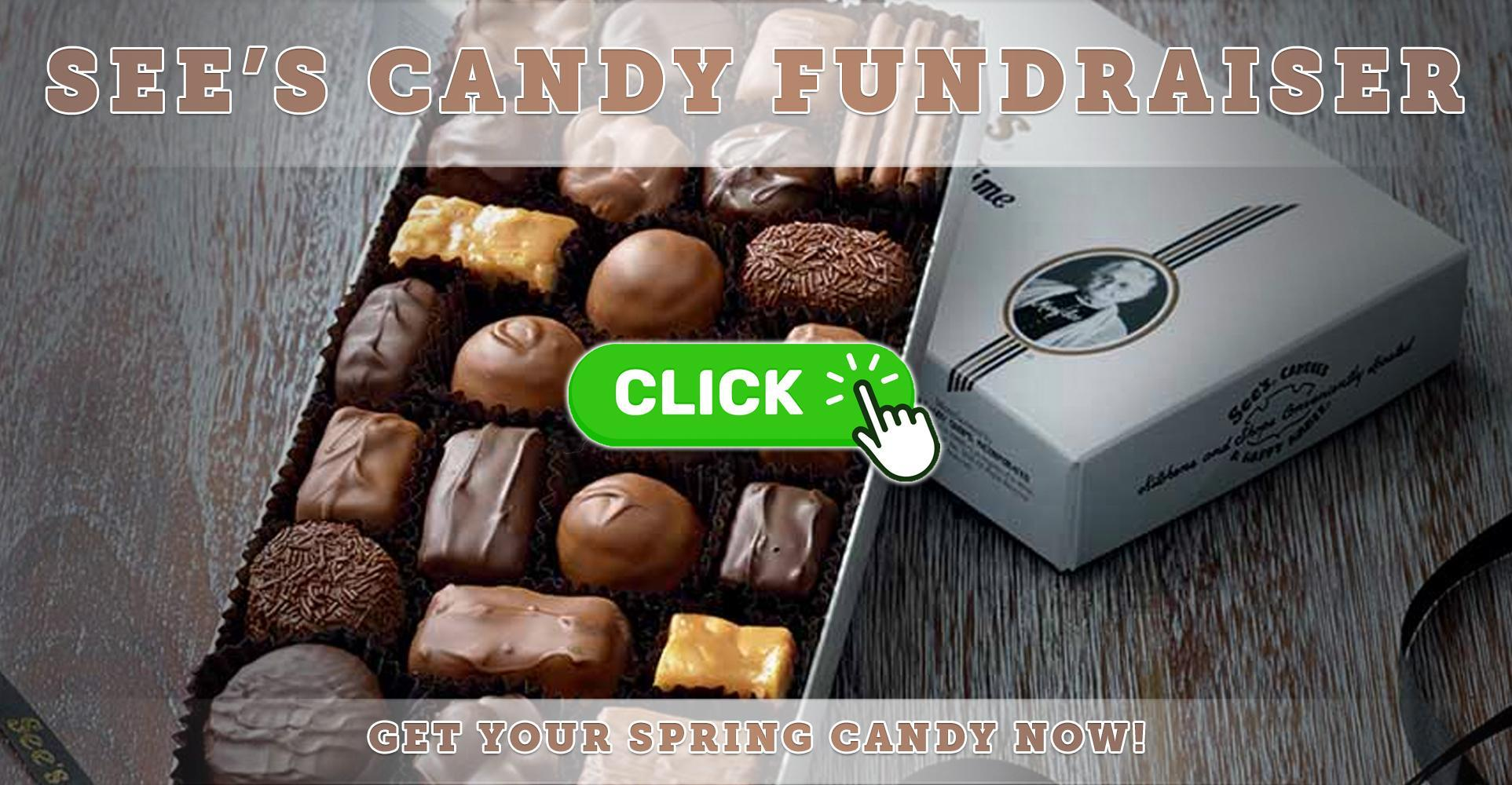 See's Candy Fundraiser: Order Now - March 19!