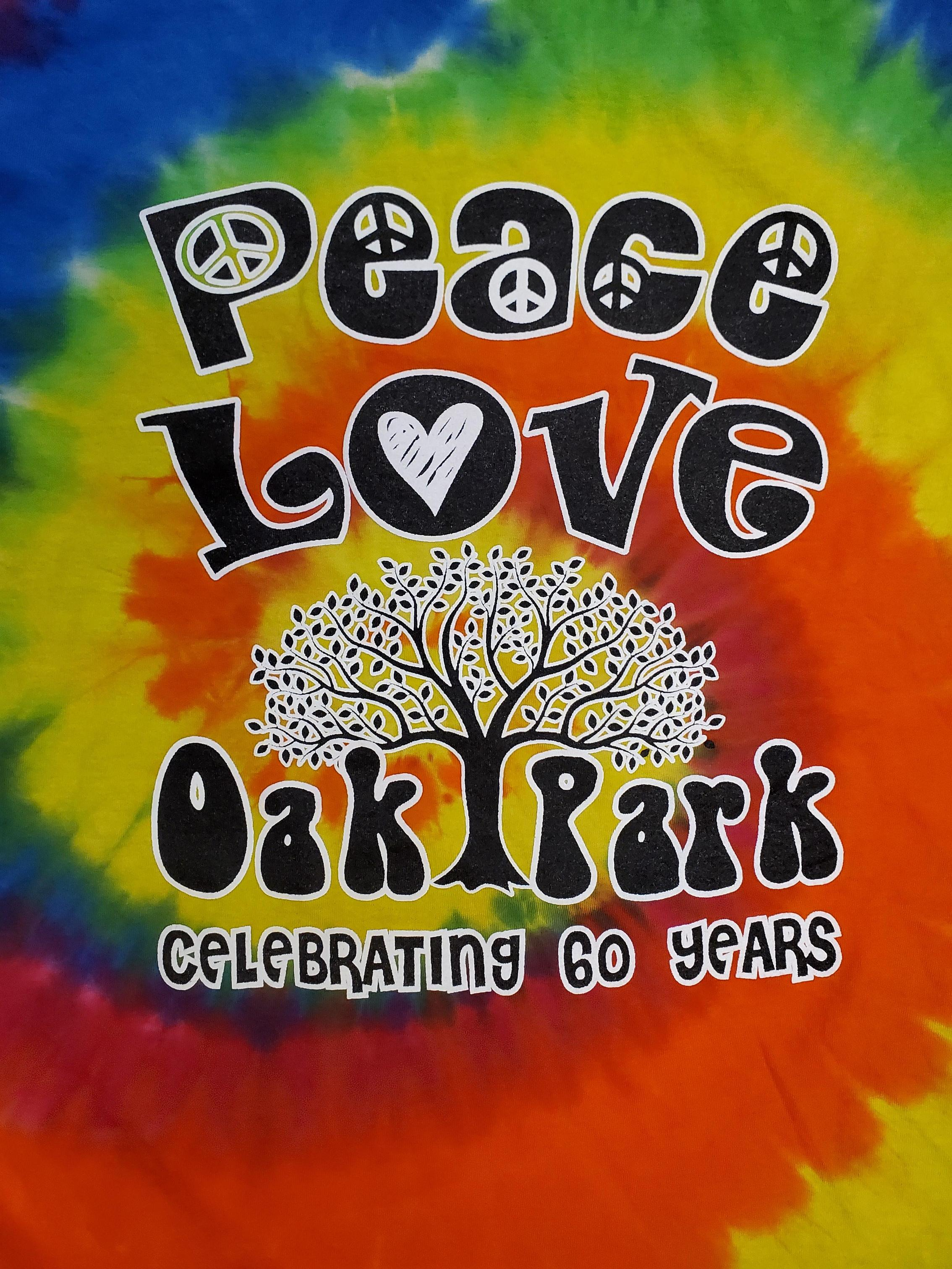 Peace, Love, Oak Park