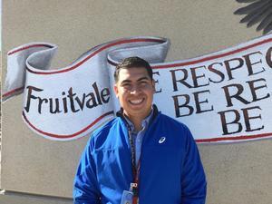 Richard Juarez Fruitvale and Jacob Wiens Elementary school