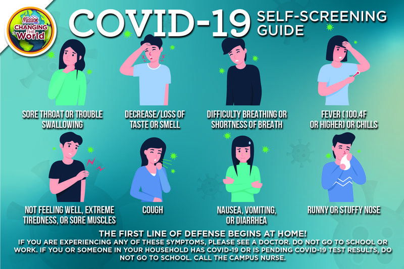 Covid-19 Screening Guide Featured Photo