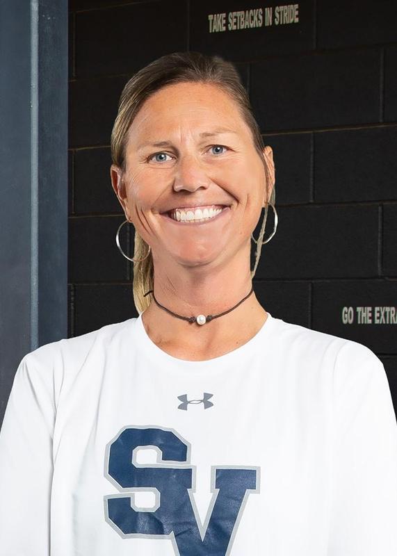 SVHS Coach Amanda Wolf-Schramm THSCA Board member