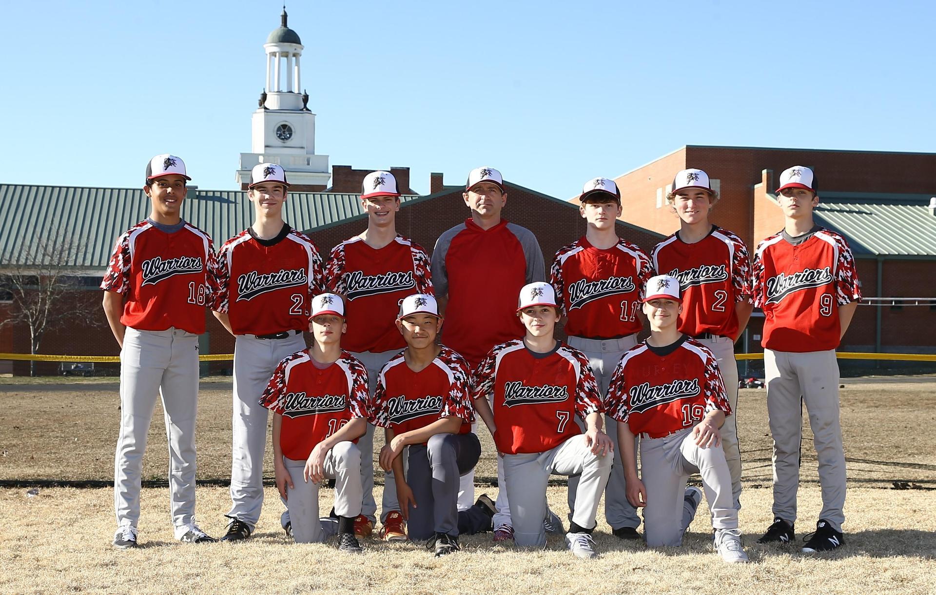 Varsity Baseball 2020-2021