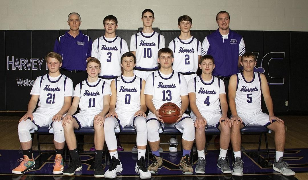 2018-2019 Boys Basketball Team