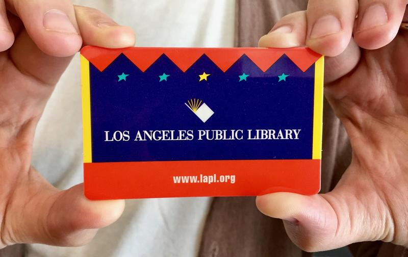 Los Angeles Public Library Featured Photo