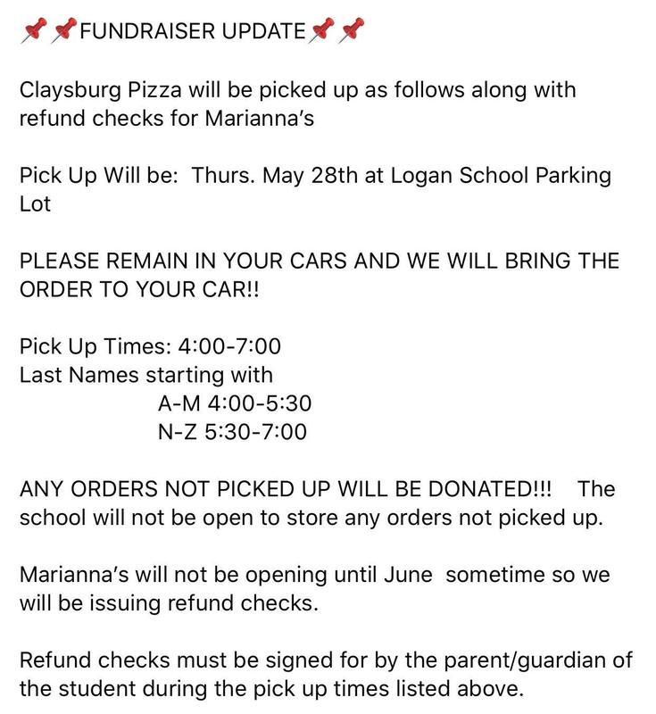 Fundraiser Update