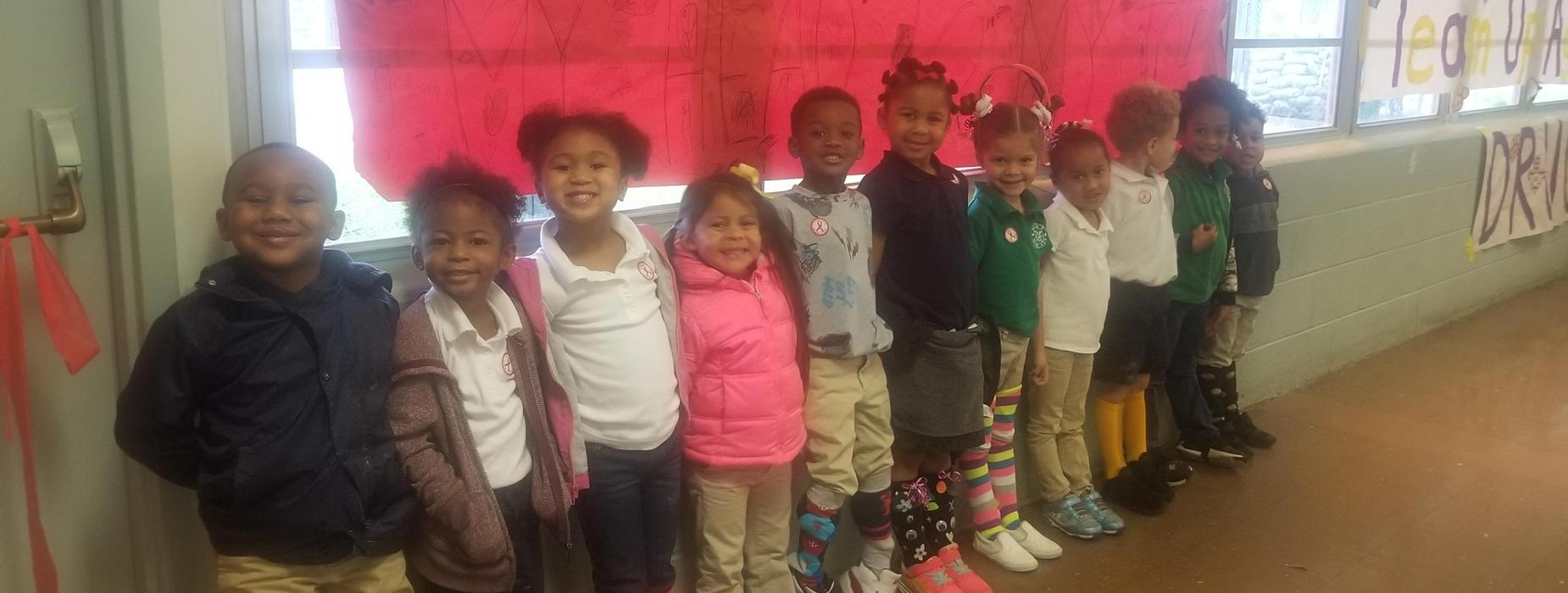 Crazy Hair & Sock Day - Red Ribbon Week