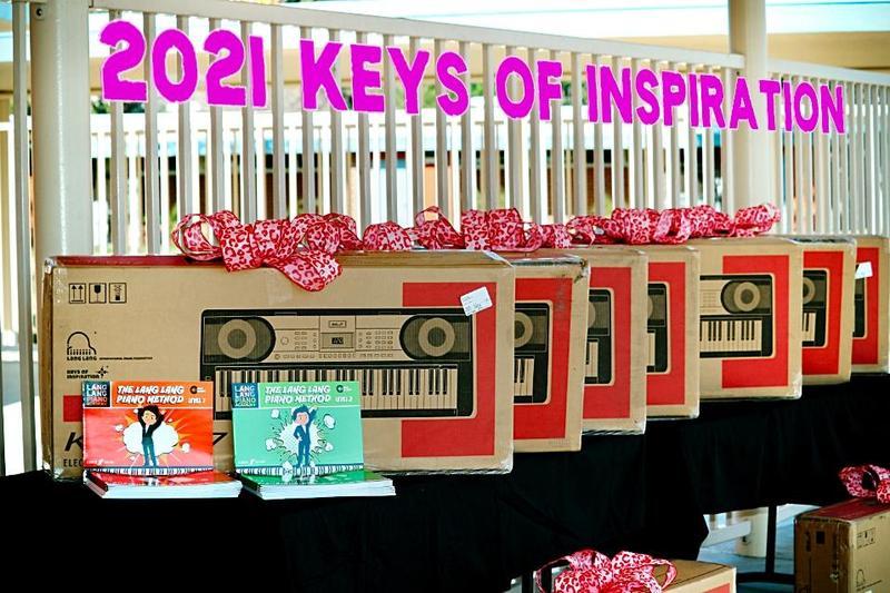 Keys of Inspiration Keyboards
