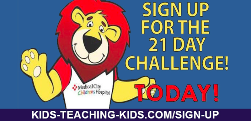 Sign up for the 21 Day Healthy Snack Challenge