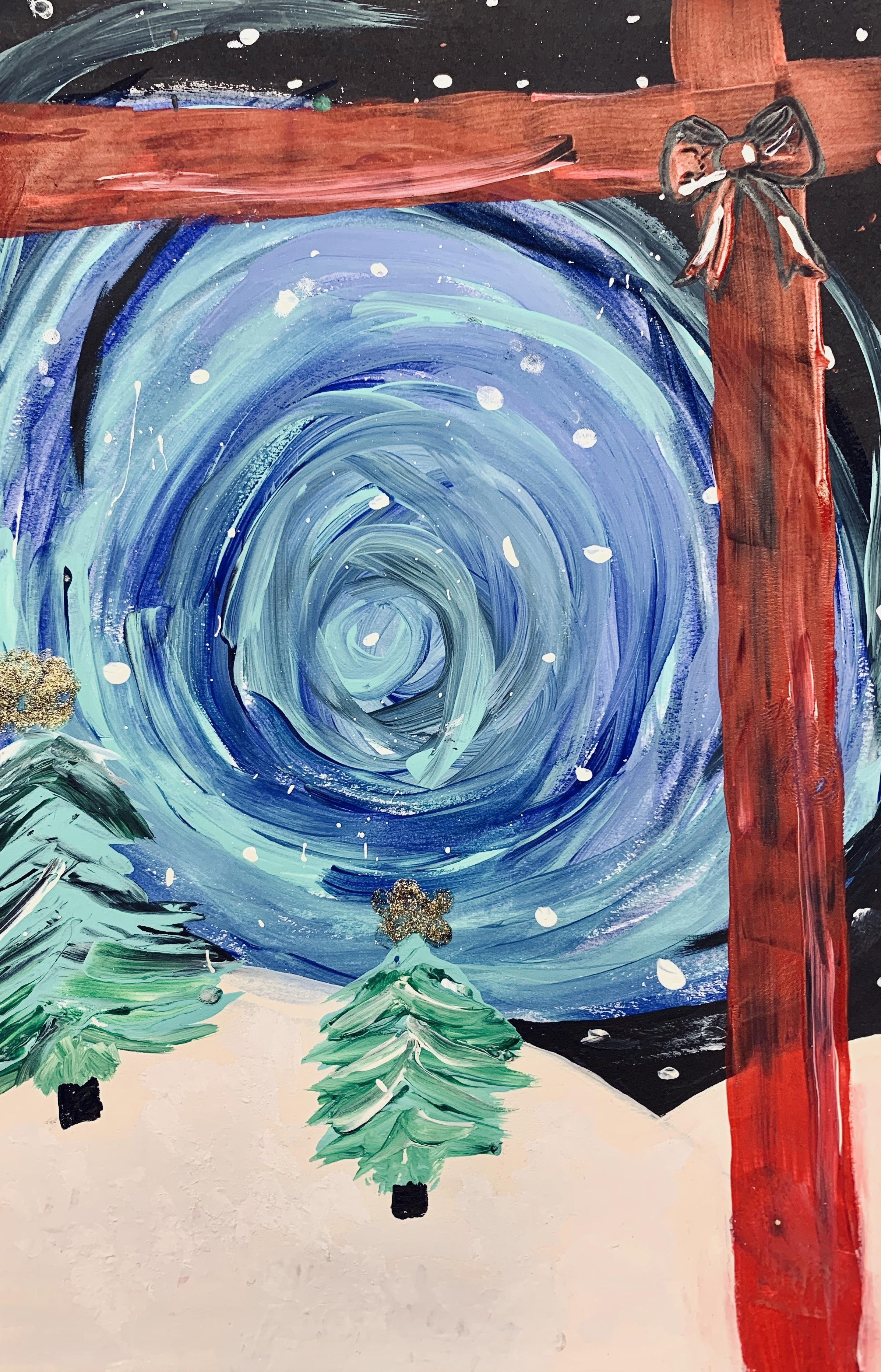 Holiday Card:  Briscenia Garcia-Almazan, Fair Grove Elementary