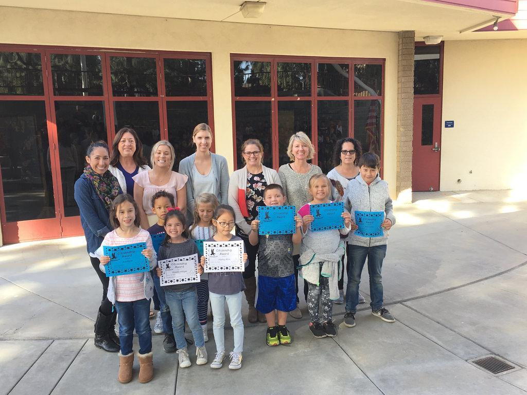 Student Spotlight - First Trimester Awards