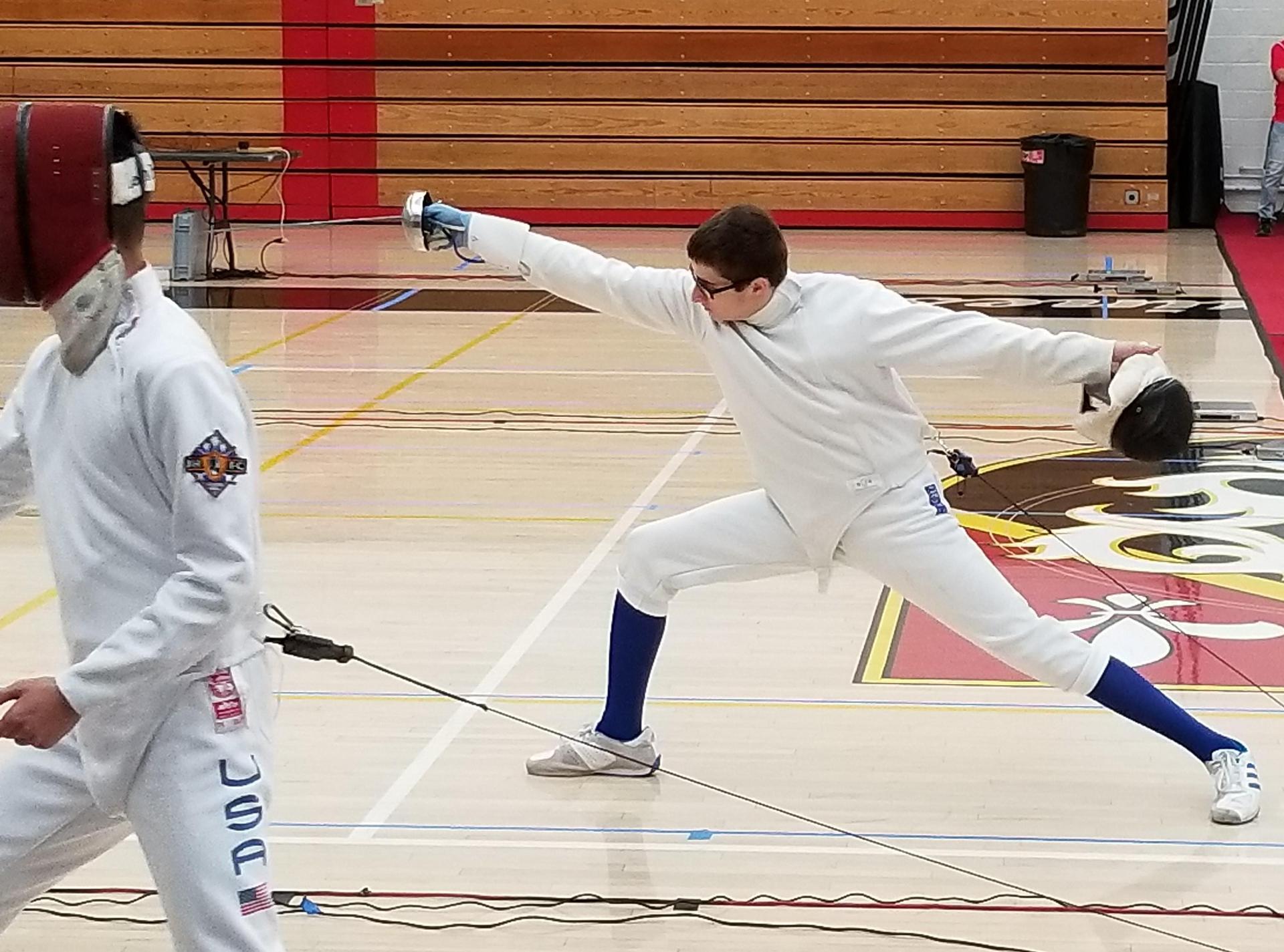 Brian Macdonald Fencing