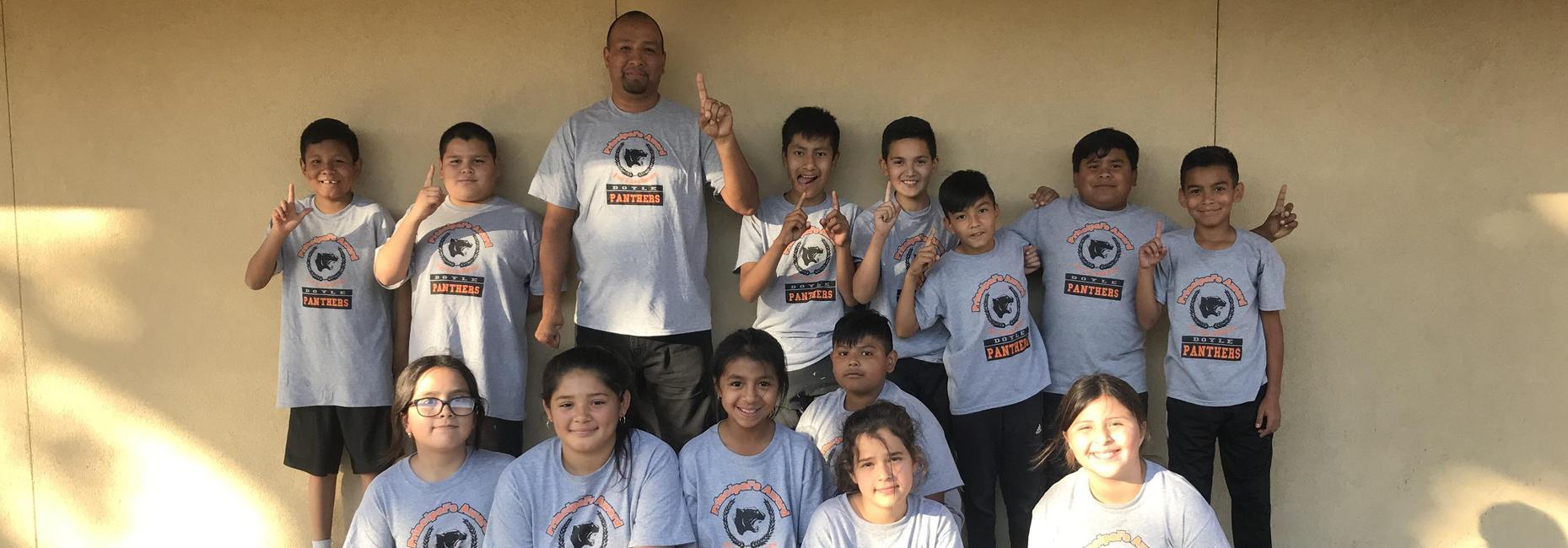 5th Grade Soccer Championship