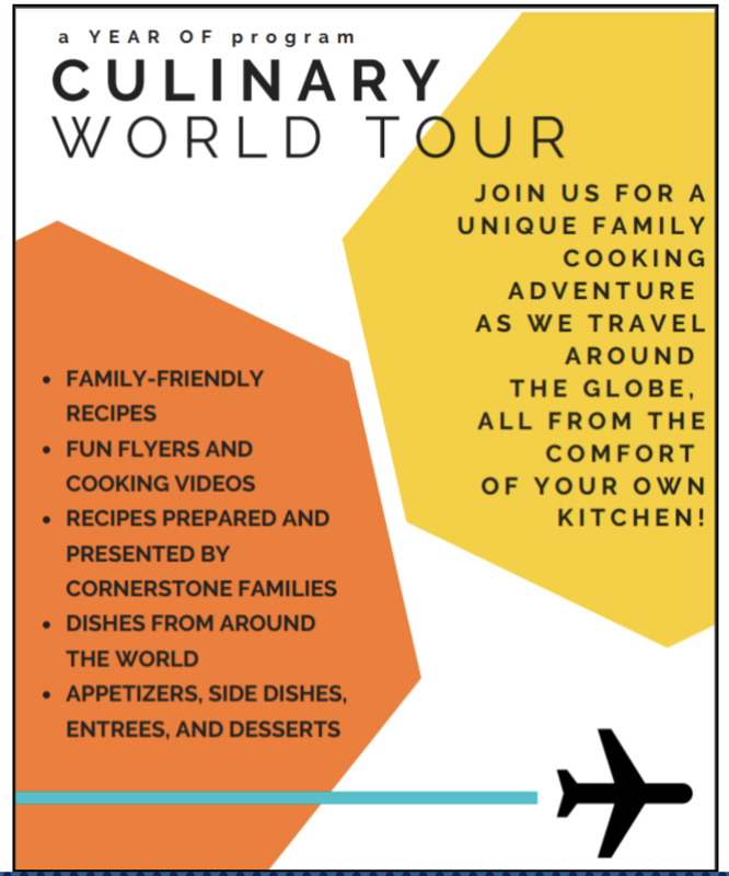 Culinary World Tour