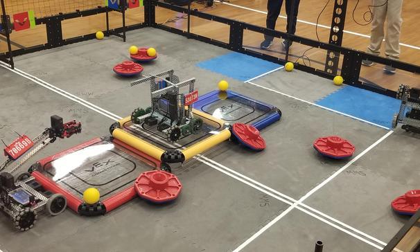 NHS Robotics