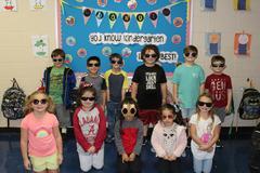kids in sunglasses