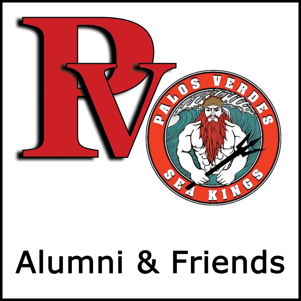 Alumni & Friends PV and Sea Kings logos